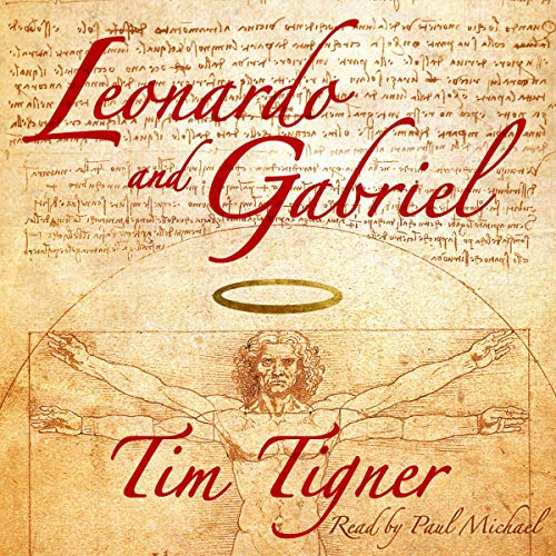 Leonardo and Gabriel audiobook cover art