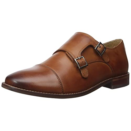 fa68579c9512c Florsheim Men's Montinaro Double Monk Dress Slip On Shoe