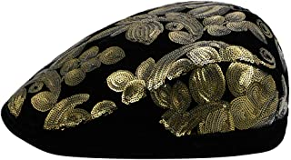 Ausexy_ 2019 New Womens Beret Newsboy Hat Cap Adjustable Cold Weather Flat Cap Soft Lined