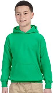 Gildan 18500B Heavy Blend Youth Hooded Sweatshirt