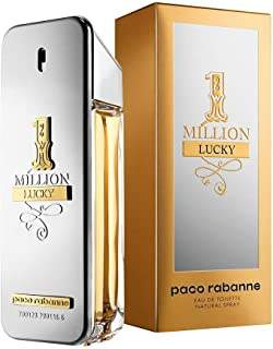 paco rabanne 1 million lucky men