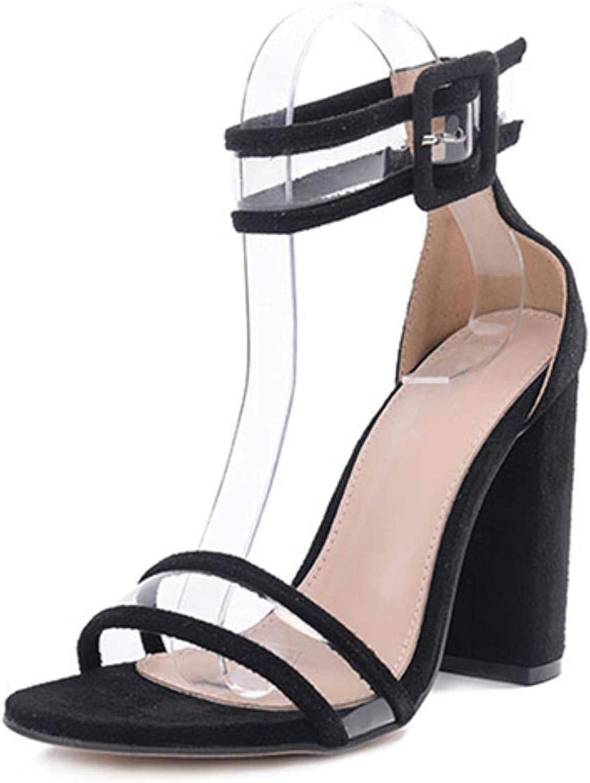 Women Sandals Summer Gladiator Sandals Women Peep High Heels