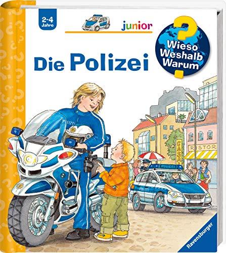 Wieso? Weshalb? Warum? junior: Die Polizei (Band 18) (Wieso? Weshalb? Warum? junior, 18)