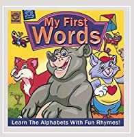 My First Words-Learning the Alphabet