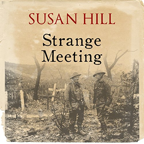 Strange Meeting audiobook cover art