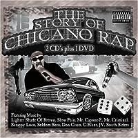 Story of Chicano Rap (W/Dvd)