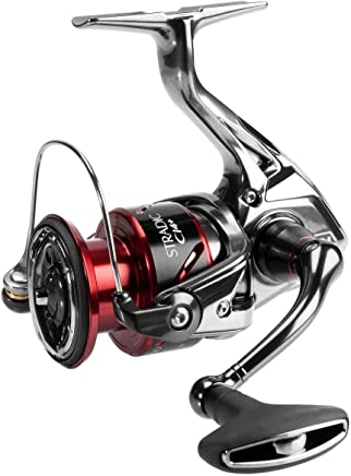 Shimano Stradic Ci4+ 4000 XG FB Spinning Fishing Reel...