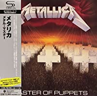 Master of Puppets by Metallica (2010-09-28)