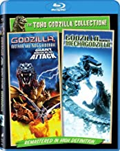 Toho Godzilla Collection: Godzilla Against Mechagodzilla / Godzilla / Mothra / and King Ghidorah- Giant Monsters All-Out Attack