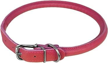 dogline leather collar