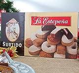 La Estepeña - Mantecados y polvorones, caja de 1400 g