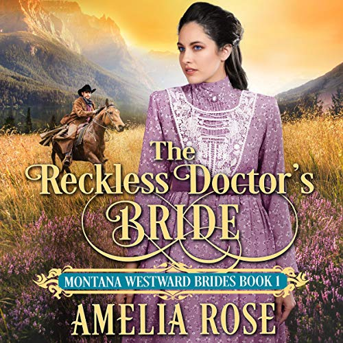 The Reckless Doctor's Bride audiobook cover art