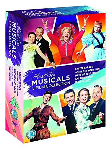 Musical Collection - Annie Get Your Gun / Easter Parade / Calamity Jane / High Society / Meet Me In