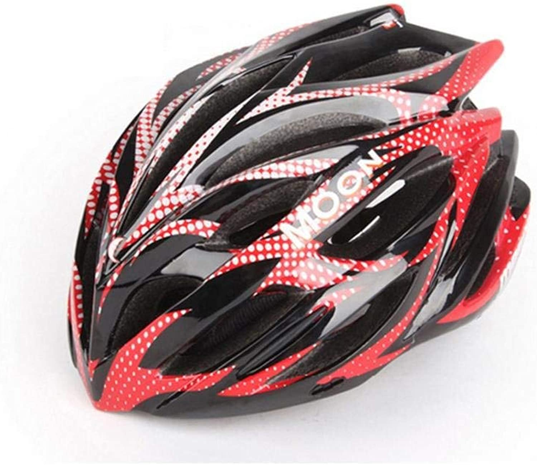 Motorcycle Helmet PVC face Shell EPS Lined with Bicycle Equipment Integrated Helmet, Road Mountain Bike Helmet Road Helmet