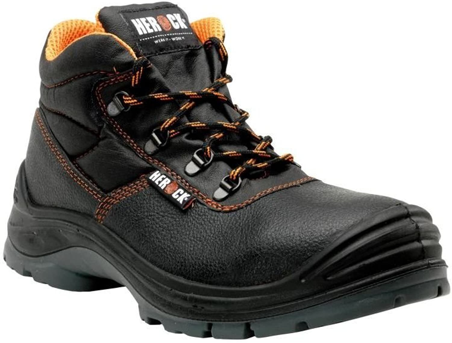 Primus High Compo S3 shoes - Rising Safety shoes Soul Rebel Footwear