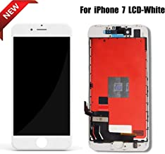 for iPhone 7 LCD Screen Replacement, 3D Touched Screen Glass digitizer Frame Assembly, Including Repair kit and Tempered Glass Protective Film