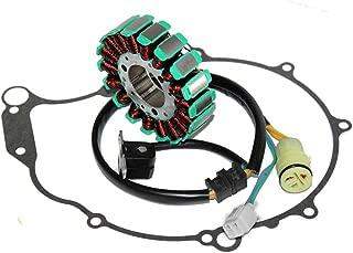 Caltric Stator & Gasket Fits YAMAHA RAPTOR 660 660R SE YFM660R 2005 ATV NEW