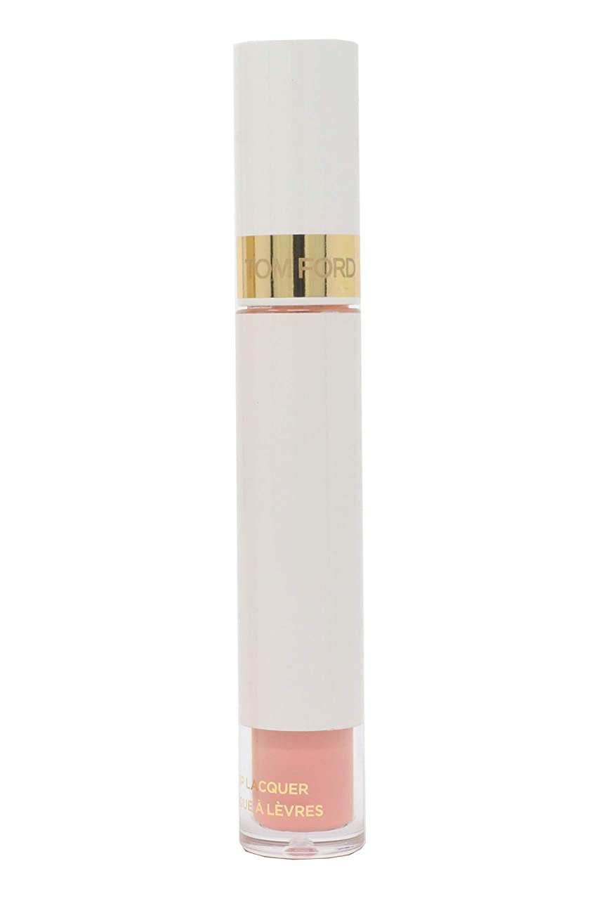 素敵なパイプ第五トム フォード Lip Lacquer Liquid Tint - # 01 Naked Elixir 2.7ml/0.09oz並行輸入品