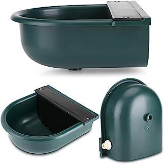 CLAUKING Float Bowl Kunststof, 4L, Float Bowl Automatische Water Feeder/Drinker Feeding Huisdier Paard/Pony/Cow