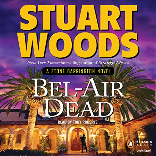 Bel-Air Dead audiobook cover art