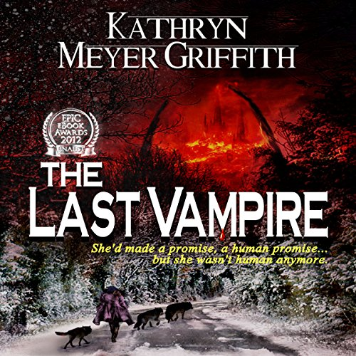 The Last Vampire cover art