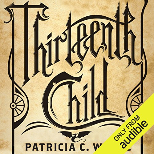Thirteenth Child audiobook cover art