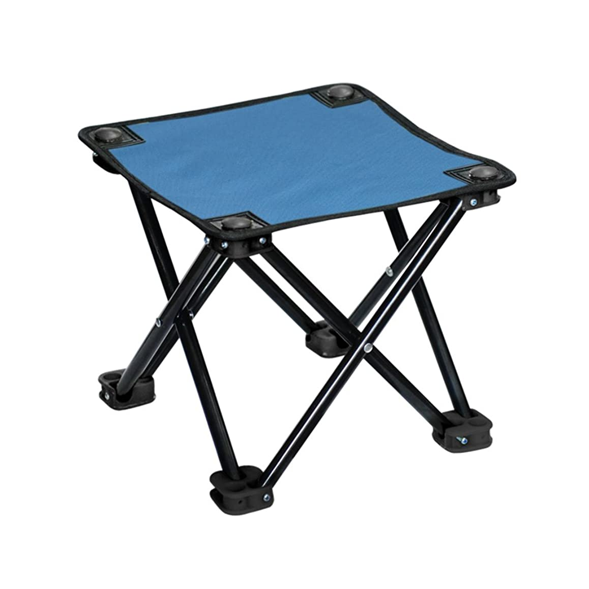 通行料金割り込み腸IAIZI 子供のためのミニ折りたたみチェア、小型ポータブルステンレス鋼釣りシート軽量キャンプスツール、コンパクト (Color : B)