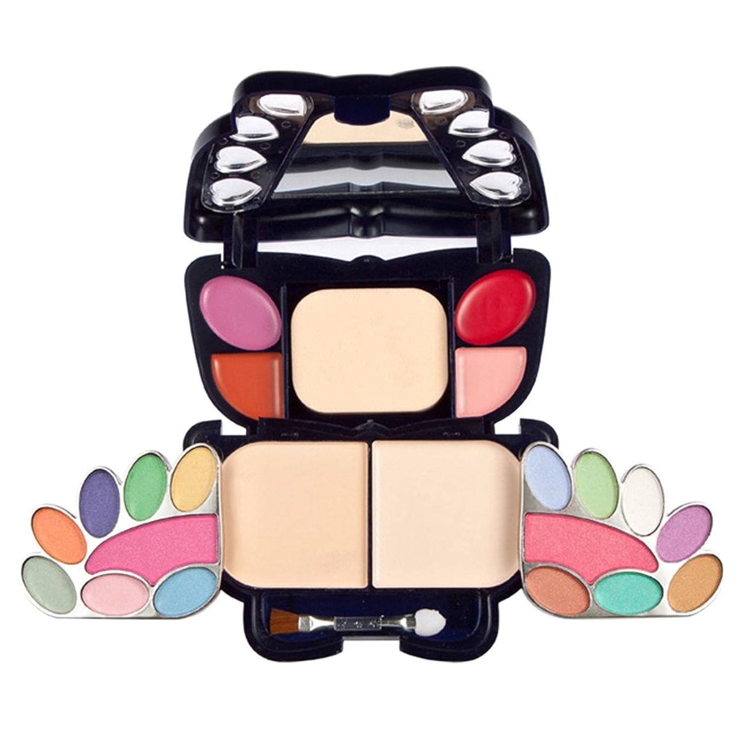 信頼できる移行模索Kesoto メイクパレット アイシャドウ 毛穴隠す バタフライ 化粧パレット カラーメイクアップパレット