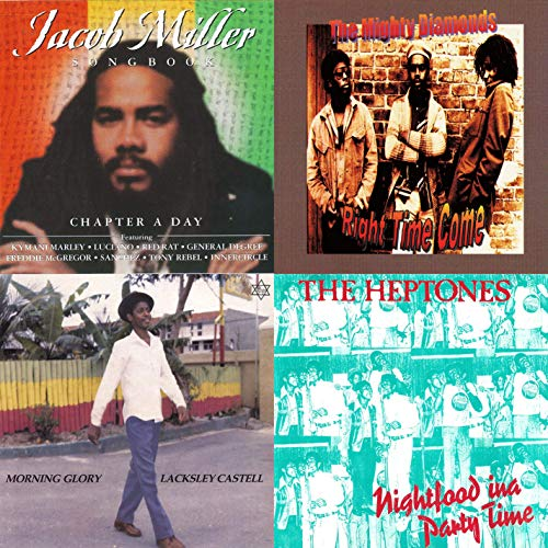 Influencias del Reggae
