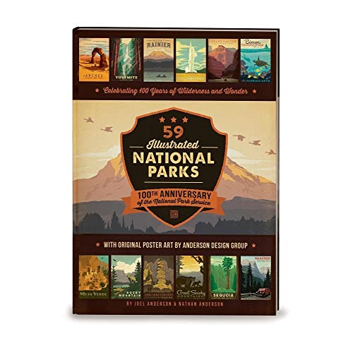 2016 national parks 100 years wall calendar