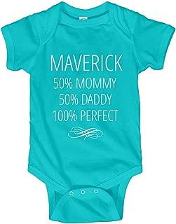 Baby Maverick is 100% Perfect: Infant Bodysuit