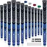 SAPLIZE Golf-Griffe Standard/Mittelgröße 13 Griffe