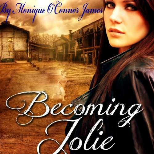 Becoming Jolie audiobook cover art