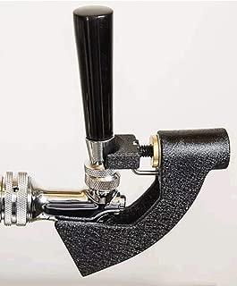 Black Tap Lock for Standard Draft Beer Faucet - No Flow Until You Say So