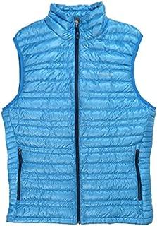 Patagonia Men's Ultralight Down Vest Grecian Blue S