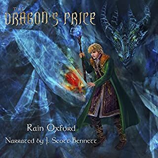 The Dragon's Price audiobook cover art