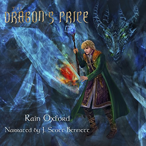 Couverture de The Dragon's Price