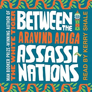 Between the Assassinations cover art