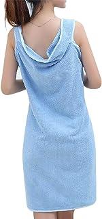 バスタオル 着れるスタイル 着れるバスタオル 7色選べる 吸水速乾 レディース バスローブ バスワンピース 肌触りが優しい ルームウエア パジャマ 部屋着