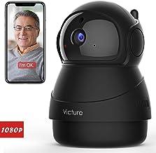Victure 1080P Cámara IP WiFi,Cámara de Vigilancia FHD con