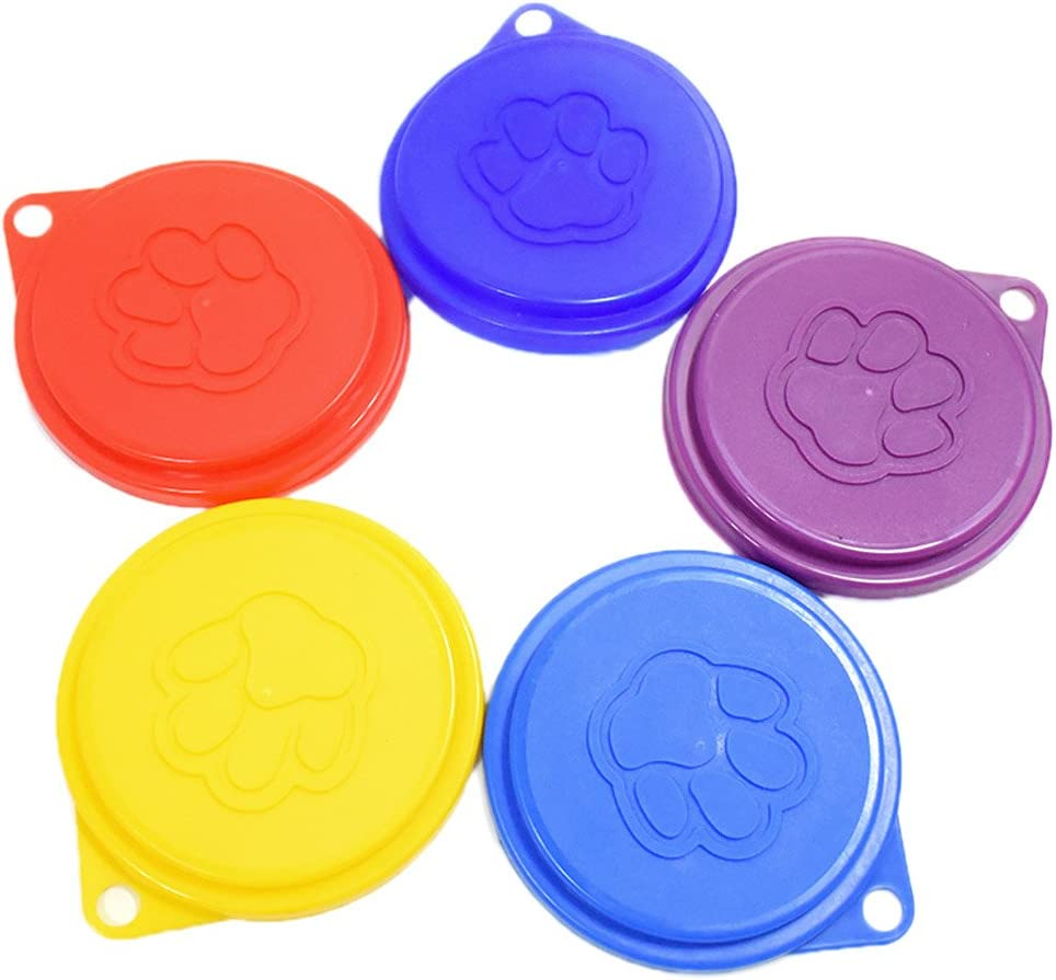 SprinZ Dog Storage Top Ranking TOP10 Cap supreme Food Can Cat Tin Pet Lid Puppy Cover