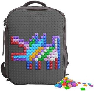 Pixelbags Sırt Çantası - Siyah / Siyah