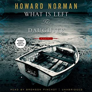 What Is Left the Daughter audiobook cover art