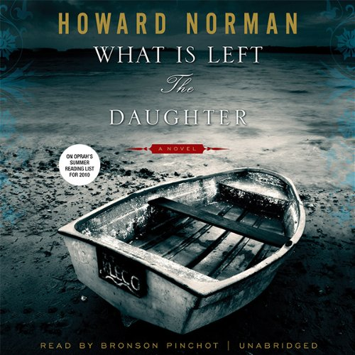 Couverture de What Is Left the Daughter
