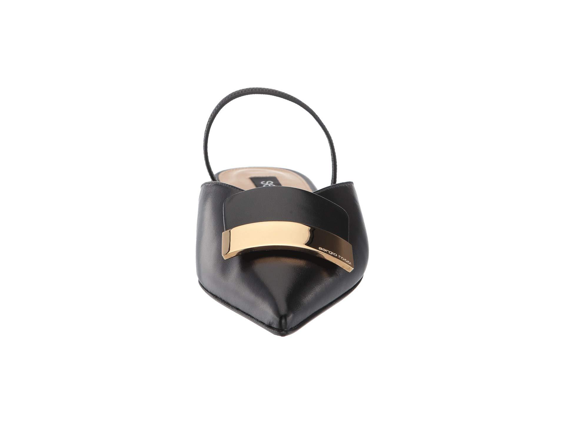 magn05 A83940 Rossi Sergio Nappa Black zEqA45w5