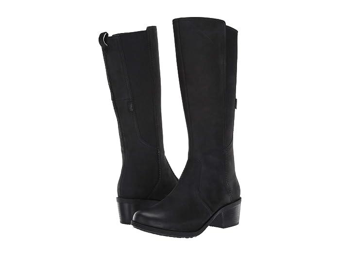 Teva  Anaya Tall WP (Black) Womens Shoes