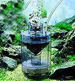 Fish Stool Suction Collector for Aquarium, Fish Stool Suction Collector, Caca De Peces De Acuario Completamente Automática, Cartucho De Filtro Biológico Multifuncional Para Pecera