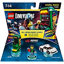 LEGO - Starter Pack Dimensions (PS4) + LEGO Dimensions - Midway ...