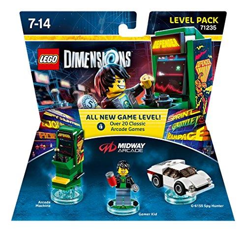 Warner Bros Interactive Spain Lego Dimensions - Midway, Gamer Kid
