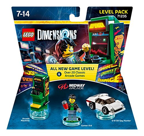 Warner Bros Interactive Spain Lego Dimensions - Midway,